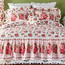 Rose Garden Bedspread & Accessories