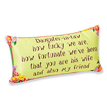 Daughter-In-Law Pillow