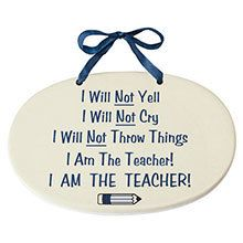 Teacher Professional Plaque