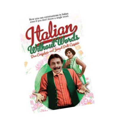 Italian Without Words Book