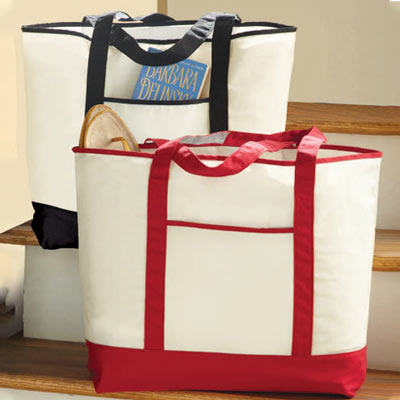 Handy Canvas Totes