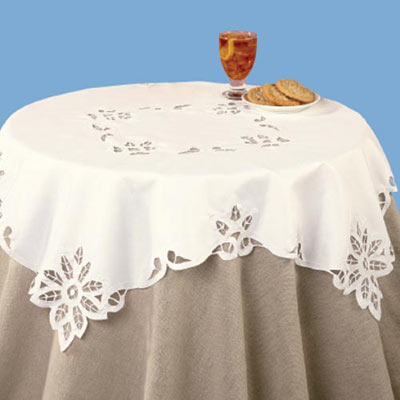 Battenburg Lace Table Linens