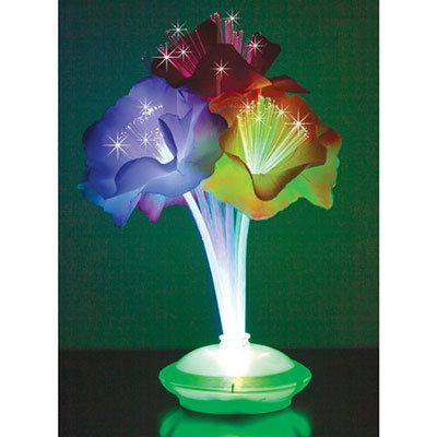Fiber Optic Flower Bouquet
