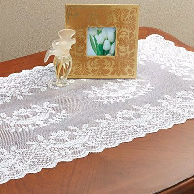 Decorative Lace Runner
