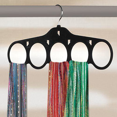 Scarf Organizer Hangers - Set of 2