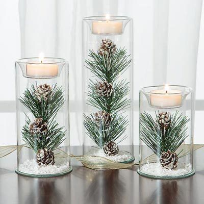 Winter Tealights