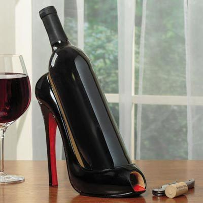 Girl's Night Out Wine Holder