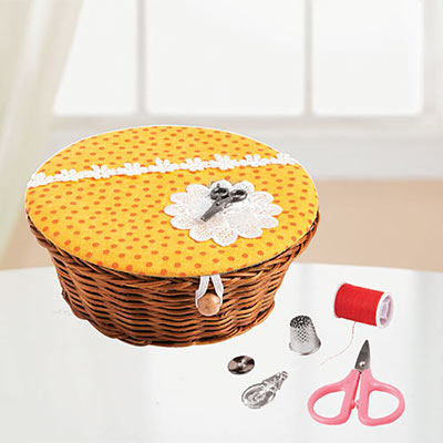Mini Sewing Basket Kit