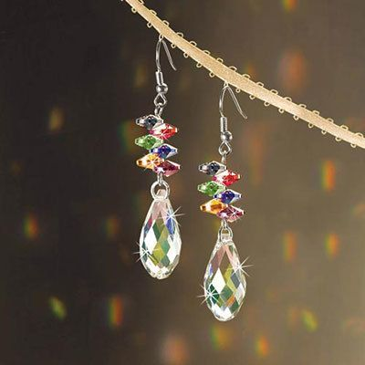 Rainbow Maker Earrings