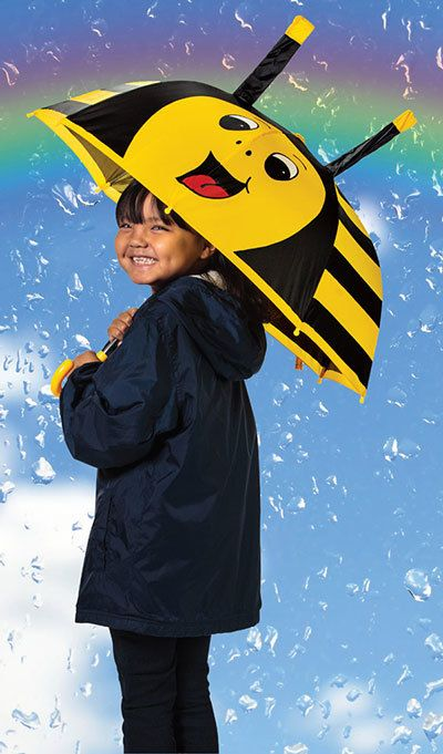 Bee Whimsical Umbrella