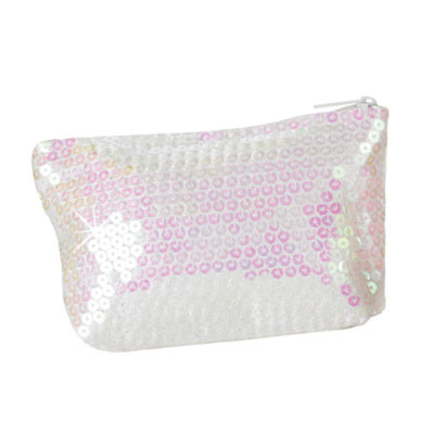 Snazzy Sequined Clutch